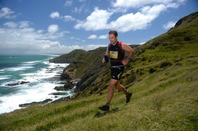 Te Henga homeward bound, lifted through the hard moments with soul quenching scenery